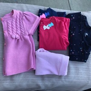 Gymboree and others Bundle of 5